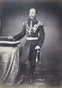Emperor Maximilano - of Austria- indication of early German influence in Mexico