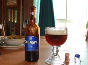 Chimay Reserve - Blue